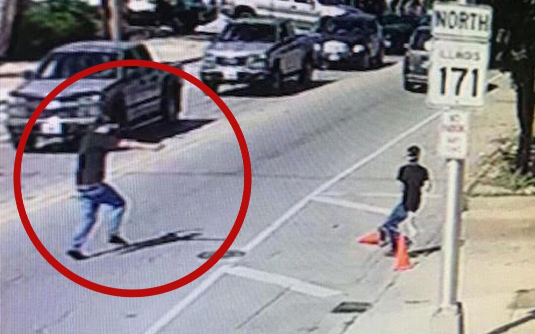 CRIMESTOPPERS OF WILL COUNTY SEEKING INFORMATION OF SHOOTER NEAR MEXICAN INDEPENDENCE DAY PARADE
